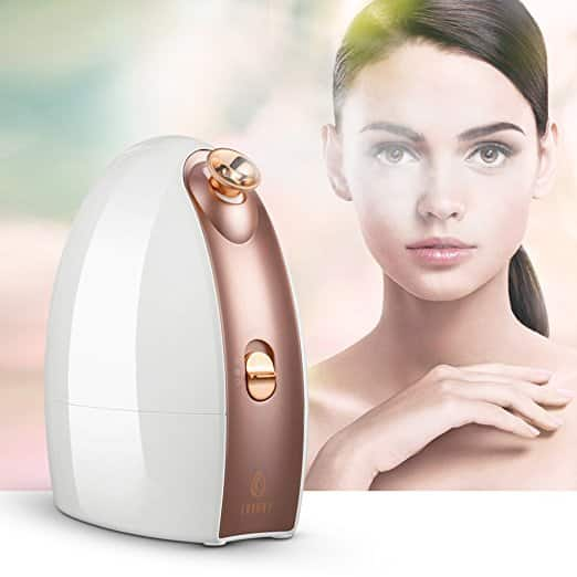 Alt: The Lavany facial steamer