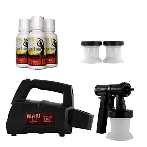 MaxiMist spray tan machine