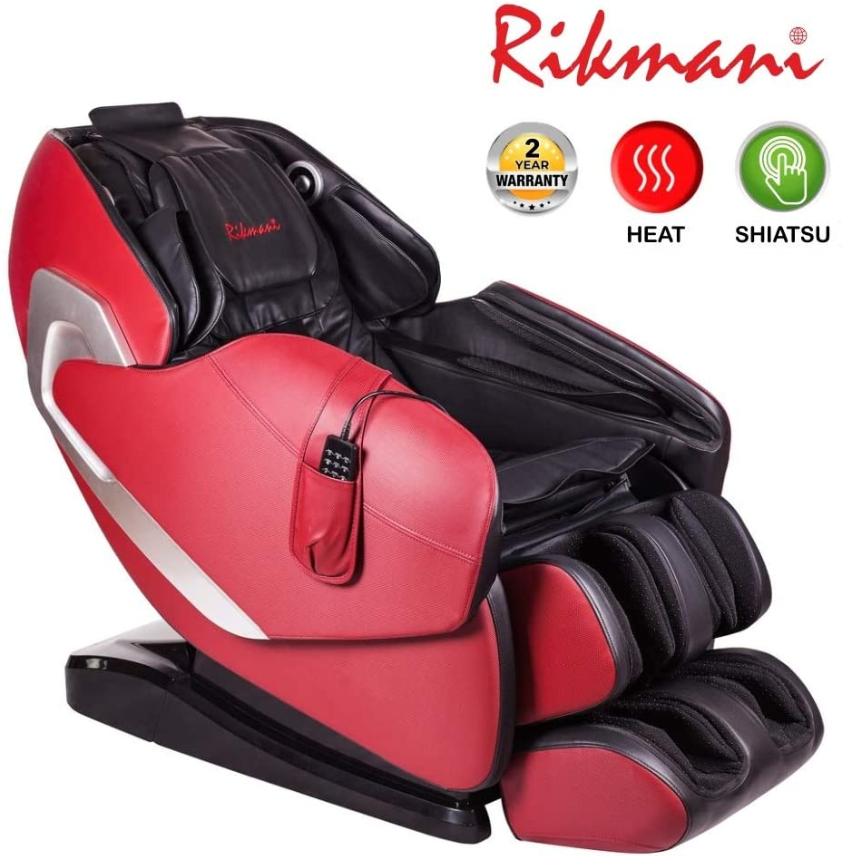 Rikmani Luxury Relax Сhair S7000LX 3D Massage Chair with Heat Function