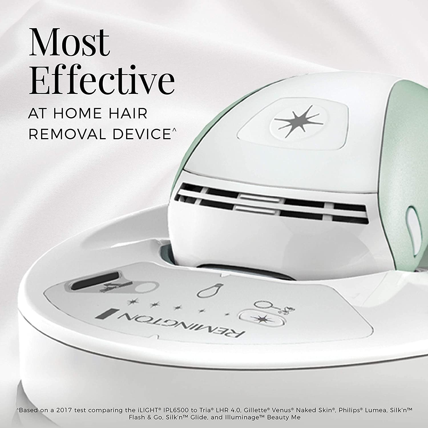 Remington IPL6500QFB iLight hair removal device