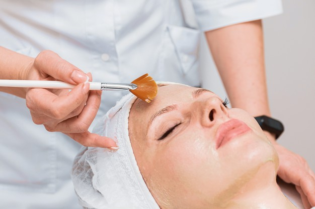 Enzyme Therapy Facial Treatment